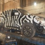 Техцентр УАЗ777 наши работы: УАЗ Патриот Zebra (1)