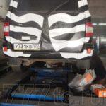 Техцентр УАЗ777 наши работы: УАЗ Патриот Zebra (4)