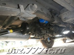 Техцентр УАЗ777 наши работы: УАЗ Буханка ремонт подвеcки (4)