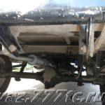 Техцентр УАЗ777 наши работы: УАЗ Буханка ремонт подвеcки (5)