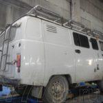 Техцентр УАЗ777 наши работы: УАЗ Буханка ремонт (3)