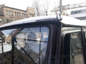 Техцентр УАЗ777 наши работы: УАЗ Хантер Офроуд (10)