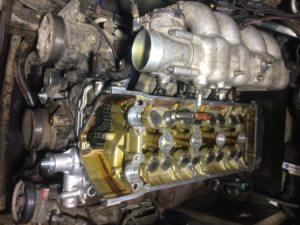 Замена заглушек блока цилиндров УАЗ (4)