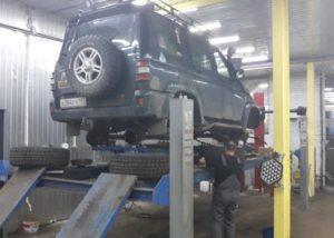 Техцентр УАЗ777 наши работы: УАЗ Патриот ремонт (5)