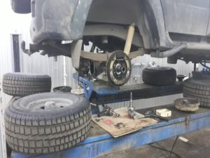 Техцентр УАЗ777 наши работы: УАЗ Патриот ремонт (3)